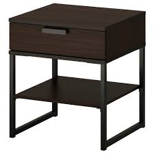 Narrow Side Table Ikea Astounding Narrow Bedside Table Ikea Pictures Decoration Ideas