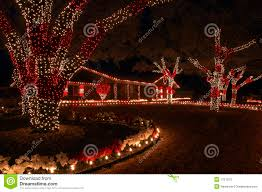 red and white christmas lights christmas lights decoration