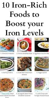 best 25 iron rich foods ideas on pinterest high iron foods