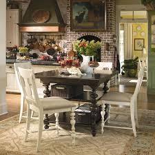Paula Deen Dining Chairs Paula Deen By Universal Paula Deen Home Paula S Leg Table W 2