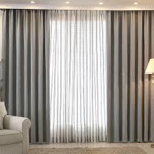 tende per soggiorno moderno gallery of ombra tessuto della tenda finestra di blackout tende