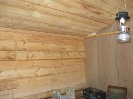 Pine Ceiling Boards by Pine Board Interior Small Cabin Forum
