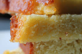 orange olive oil pound cake recipe epicurious com