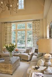 awesome fancy curtains for living decorating ideas with window