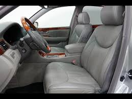 lexus ls430 leather seat covers 2003 lexus ls 430
