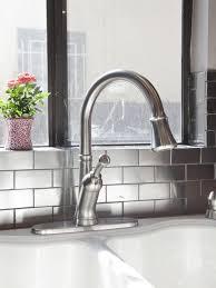kitchen ideas hgtv subway tile kitchen backsplash with 11 creative ideas hgtv modern