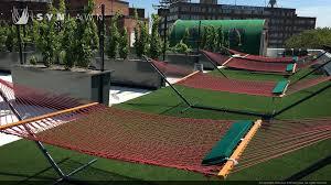 Fake Grass For Patio Artificial Grass For Urban Rooftops Decks U0026 Patios