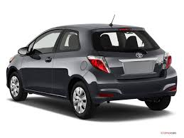 2014 Toyota Yaris Interior 2014 Toyota Yaris Prices Reviews And Pictures U S News U0026 World