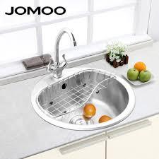 Kitchen Sink Brush Jomoo Kitchen Sink Brush Finish Bowl Kitchen Sink