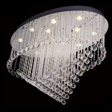 Oval Crystal Chandelier Oval Crystal Ceiling Light Online Oval Crystal Ceiling Light For