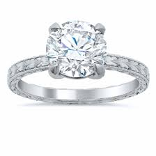 engagement ring engravings solitaire engraved engagement ring