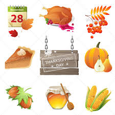 thanksgiving day icons by mart m graphicriver