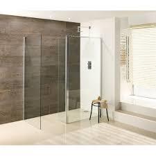 eastbrook valliant walk in 600mm wet room panel with 300mm flipper
