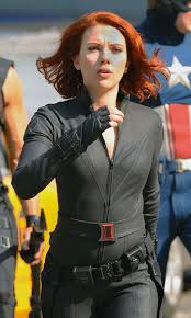 black widow jumpsuit i actually made a costume this year and it rocks