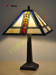 stained glass l shades only mission style table l mc13 29 1 ls tiffany throughout remodel