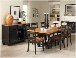 distressed home decor distressed dining rooms home decor gallery ideas black and oak