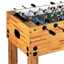 foosball tables for sale near me imperial butcher block foosball table review