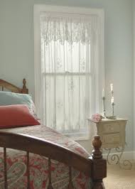 Heritage Lace Shower Curtains by Tea Rose Valance Heritage Lace
