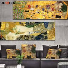 Home Decoration Paintings Gustav Klimt Paintings Reviews Online Shopping Gustav Klimt