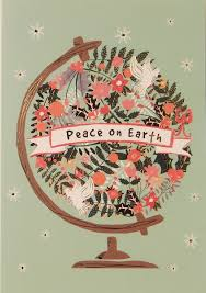 peace on earth br bird cards 933 br font color