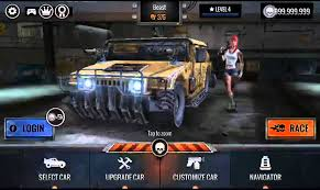 death race the game mod apk free download death race the official android mod apk obb youtube