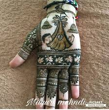 Sona Mistry Mehndi Design