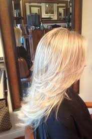 images of blonde layered haircuts from the back blonde layered hair by kalee i need new hair pinterest