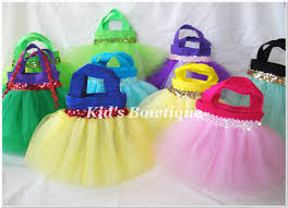 princess candy bags set of 6 party favor tutu bags add to your disney princess