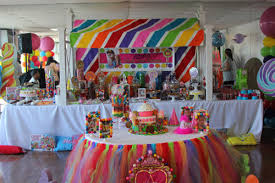 candyland birthday party look at all this candy candyland theme party party every day