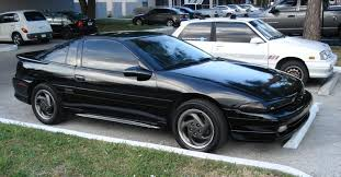 mitsubishi eclipse 1991 1993 mitsubishi eclipse information and photos zombiedrive