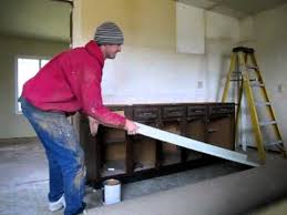 How To Remove A Kitchen Countertop - how to remove a formica kitchen counter youtube