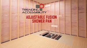 how to install a curbless shower or european wet room w the
