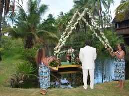 coco palm wedding coco palms blue hawaii kauai wedding wedding in paradise kauai