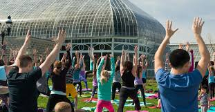 family fitness events phipps conservatory and botanical gardens