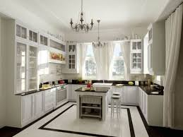 u shaped kitchen design with island small u shaped kitchen island with island zach hooper photo