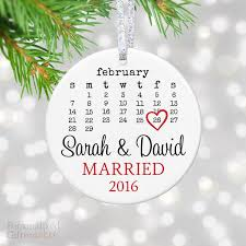 Personalized Wedding Ornament Valentine U0027s Day U2013 Personalized Gift Market