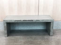 Round Concrete Patio Table Round Concrete Table And Benches Concrete Bench Banning Justice