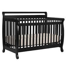 Davinci Annabelle Mini Crib White by Davinci Emily 4 In 1 Convertible Crib In Ebony M4791e Free Shipping