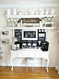dining room best elegant furniture coffee bar for home prepare