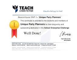 congratulations again beaconhouse nnp 1 unique party planners