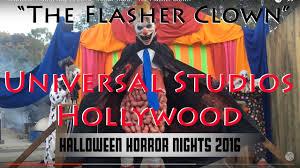 jack clown halloween horror nights halloween horror nights 2016 terror tram