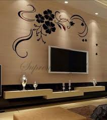 home interior pictures wall decor festival tv background home decor wall vinyl