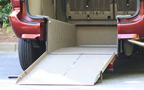 Wheel Chair Ramp Wheelchair Ramps Vs Lifts On Accessible Vehicles