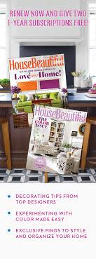 house beautiful subscriptions house beautiful
