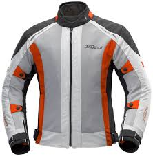 sport motorcycle jacket buse open road sport büse summer flash lady textile jacket white