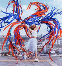 kristina makeeva sublimates the world with aerial dresses by kristina makeeva 20 pics