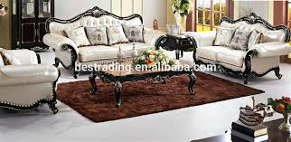 cream leather and wood sofa leather and wood sofa luxury hand carved sofa sofas and home sofa