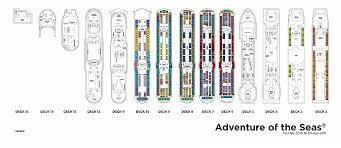 adventure of the seas floor plan freedom of the seas floor plan new royal caribbean cruise adventure