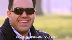 Sunglasses For Blind People Saqib Shaikh Microsoft Developer Can U0027see U0027 Using Artificial