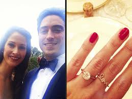 conrad wedding ring conrad is engaged more wedding news from